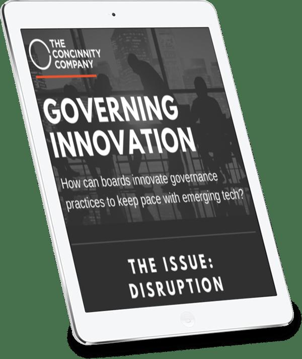 Governing Innovation